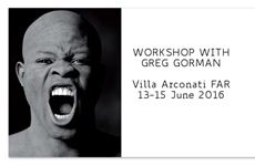 Workshop con Greg Gorman