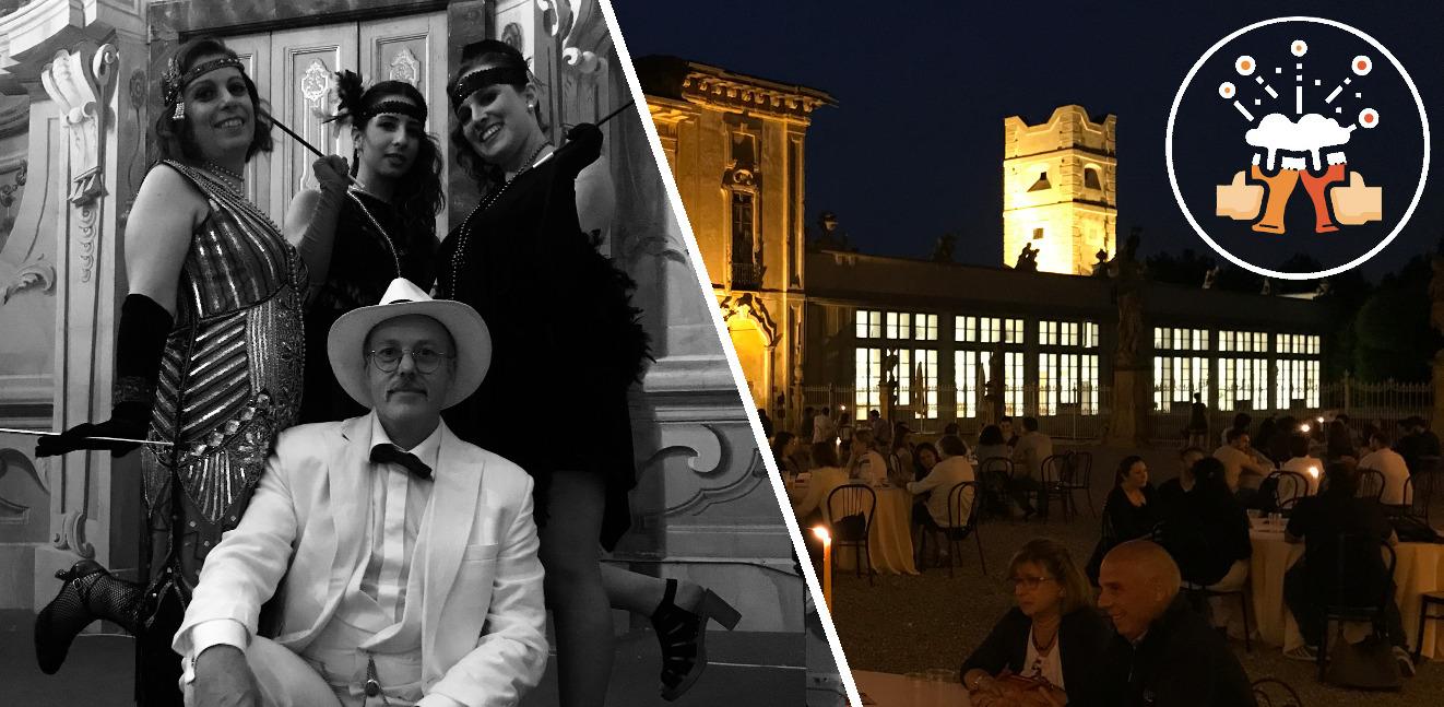 Birra in Villa & Grande Gatsby 26/07