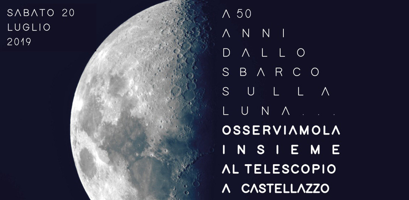Observing the Moon at Castellazzo